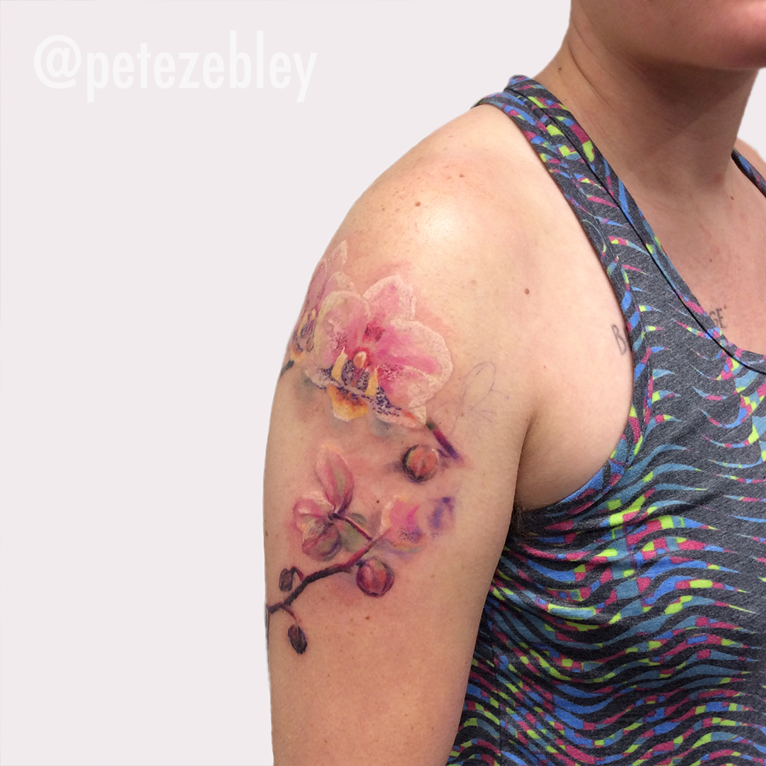 Pete Zebley • Central Tattoo Studio